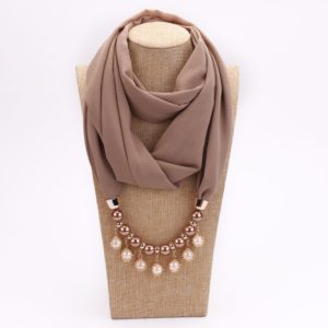 Scarf Necklace 11