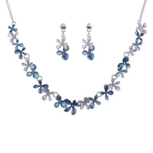Colorful Enamel Jewelry Set-06