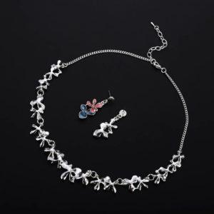 Colorful Enamel Jewelry Set-05