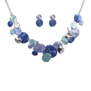 Colorful Enamel Jewelry Set-13