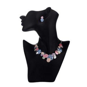Colorful Enamel Jewelry Set-11